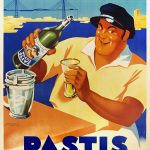 poster - Pastis Olive